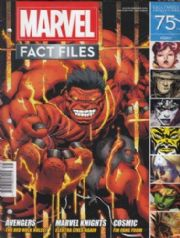 Marvel Fact Files #75 Eaglemoss Publications